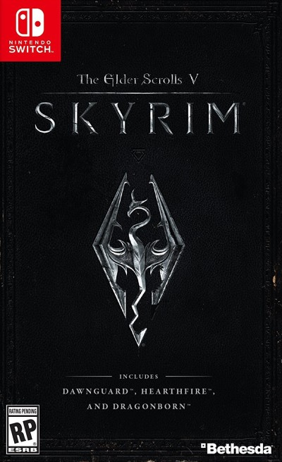 Nintendo Switch Elder Scrolls V Skyrim