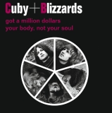 Cuby + Blizzards L.S.D. (got A Million Dollars) Your Body Not Your Soul White Vinyl Remastered Limited To 1000