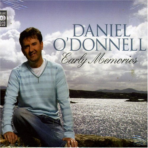 daniel-odonnell-early-memories-import-gbr-2-cd