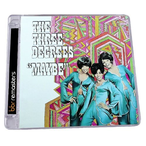 three-degrees-maybe-deluxe-special-edition-import-gbr-2-cd