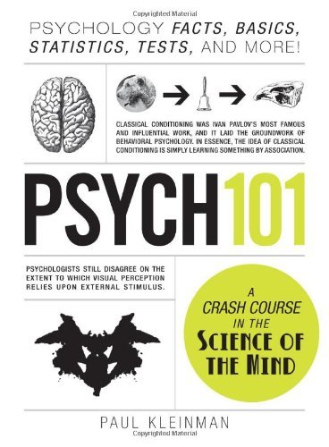 paul-kleinman-psych-101-psychology-facts-basics-statistics-tests-and