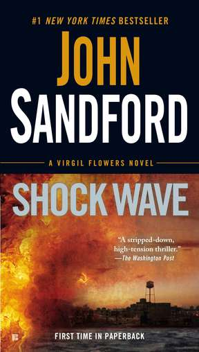 john-sandford-shock-wave