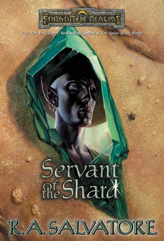 r-a-salvatore-servant-of-the-shard-forgotten-realms-paths-of-darkness-book-3
