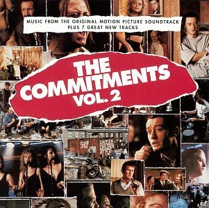 Commitments Vol 2 Soundtrack