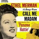 Ethel Merman 12 Songs From Call Me Madam