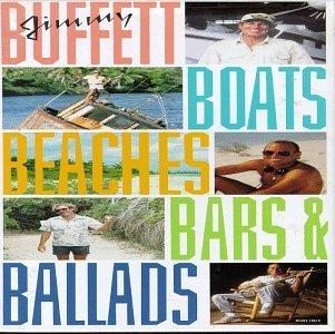 Jimmy Buffett/Boats Beaches Bars & Ballads@4 Cd/Incl. Booklet