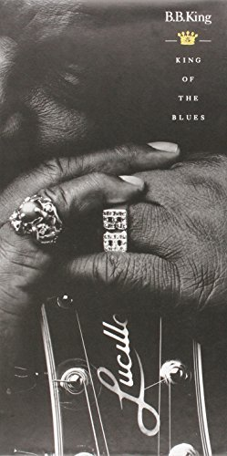 B.B. King King Of The Blues Incl. 72 Pg. Booklet 4 CD