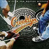 Crooklyn Vol Ii Soundtrack Stylistics Wonder Cymande Browne Hayes Robinson