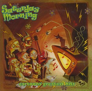 Saturday Morning Cartoons Saturday Morning Cartoons' Gre Phair Material Issue Sponge Sweet Frente Toadies Sublime