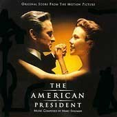 American President Soundtrack Music By Marc Shaiman Hdcd
