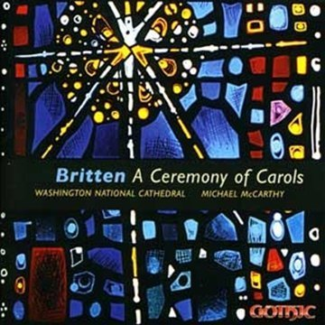 B. Britten Ceremony Of Carols Washington National Cathedral
