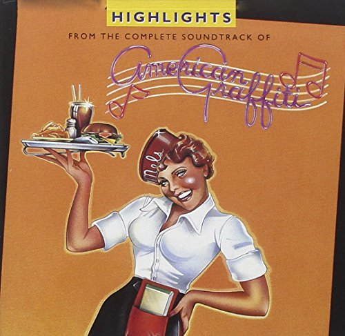 American Graffiti Highlights From The Soundtrack Shannon Holly Berry Platters Diamonds Regents Domino