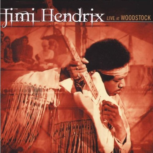 Jimi Hendrix Live At Woodstock Lmtd Ed. 2 CD Set Incl. 24 Pg. Booklet