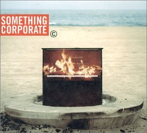 Something Corporate Audio Boxer Ep