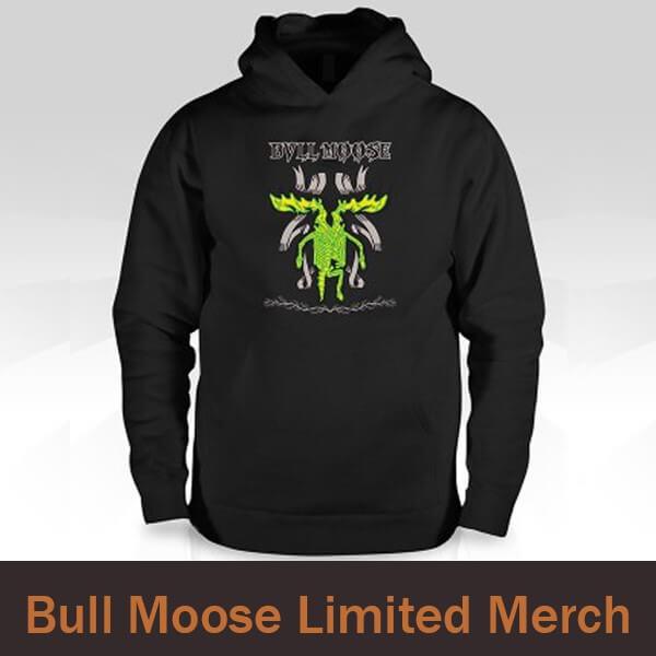 bull moose merch