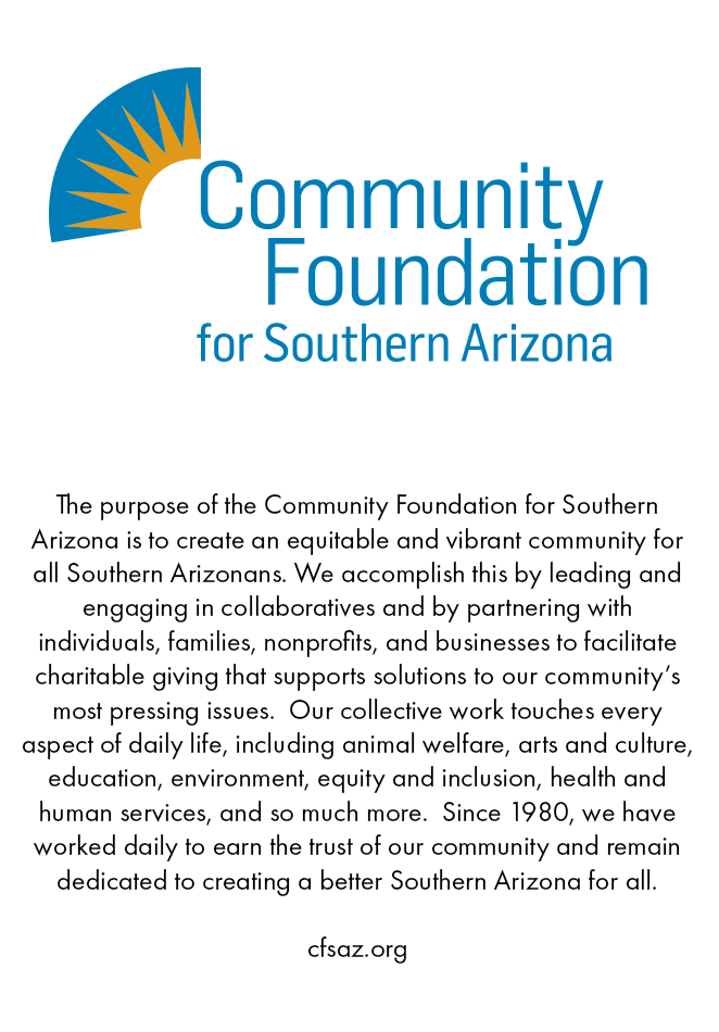 Community Foundations of S. AZ