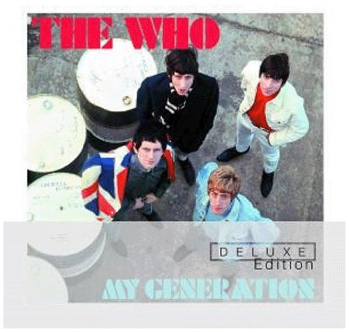 Who My Generation Deluxe Ed. 2 CD