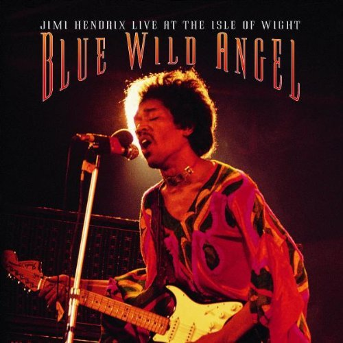 Jimi Hendrix Blue Wild Angel Live At The Is Remastered 2 On 1