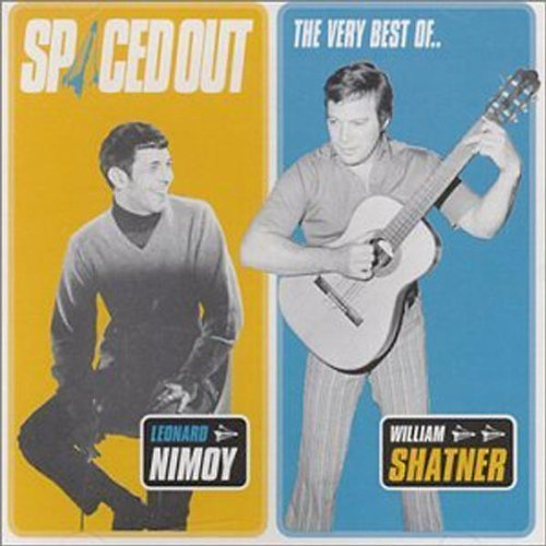Leonard & William Shatne Nimoy Spaced Out Very Best Of Nimoy Import Gbr