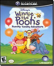 Gba Winnie The Pooh Rumbly Tumbly