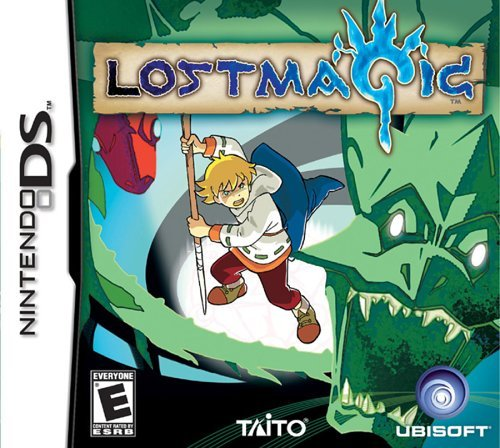 Nintendo Ds Lost Magic