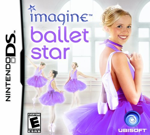 Nintendo Ds Imagine Ballet Star