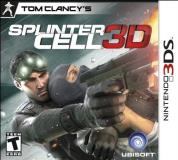Nintendo 3ds Splinter Cell 3d