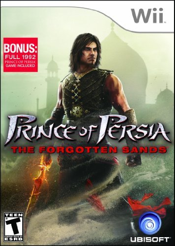 Wii Prince Of Persia Forgotten San Orders Due 04 30 10 Street Dated
