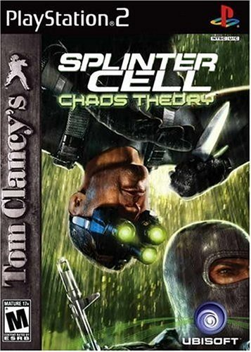 Ps2 Splinter Cell Chaos Theory
