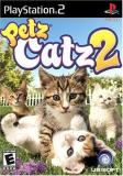 Ps2 Pet Catz 2 Ubisoft E