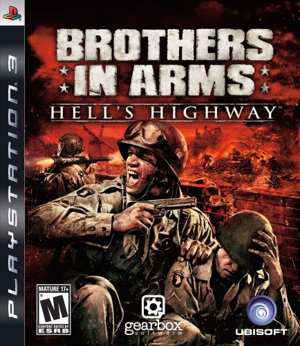 Ps3 Brothers In Arms Hell's Highway