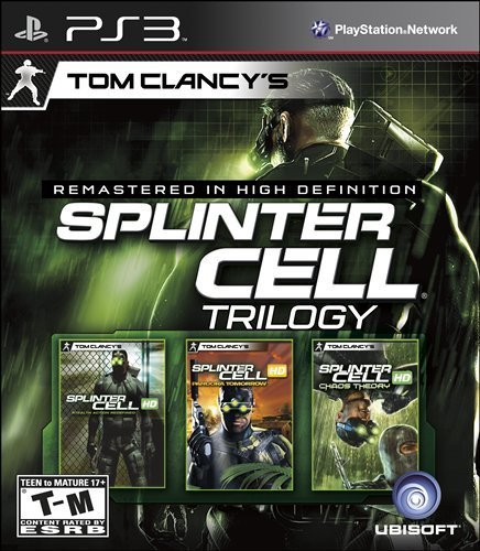 Ps3 Splinter Cell Compilation Ubisoft M