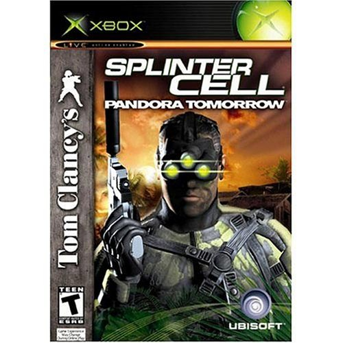 Xbox Tom Clancy's Splinter Cell Pandora Tomorrow