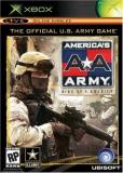 Xbox America's Army Rise Of A Soldier