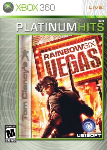 Xbox 360 Tom Clancy's Rainbow Six Vegas Ubi Soft M