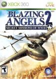 Xbox 360 Blazing Angels 2 Ubisoft T