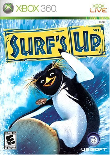 Xbox 360 Surf's Up Ubisoft Rp