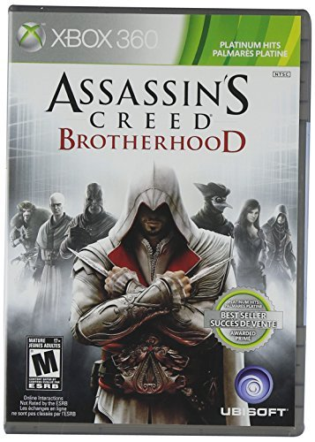 Xbox 360 Assassin's Creed Brotherhood Ubisoft M