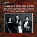 Johann Sebastian Bach/Maryland Bach Aria Group