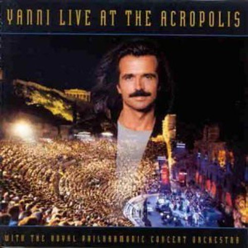 Yanni Live At The Acropolis Import Gbr