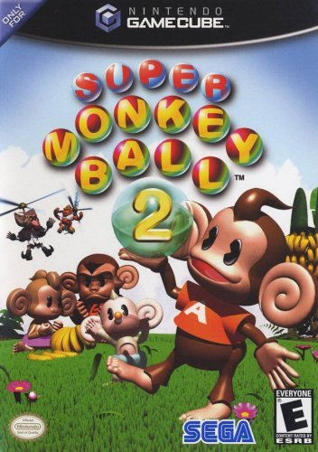Cube Super Monkey Ball 2