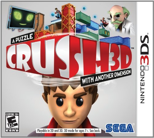 Nintendo 3ds Crush 3d