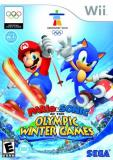 Wii Mario & Sonic At The Winter Olympics