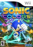 Wii Sonic Colors Sega Of America Inc. E