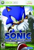 Xbox 360 Sonic The Hedgehog