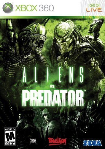 Xbox 360 Alien Vs Predator
