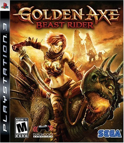 Ps3 Golden Axe