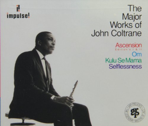 John Coltrane Major Works Of John Coltrane 2 CD