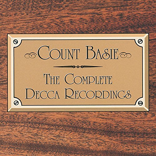 Count Basie Complete Decca Recordings 1937 3 CD
