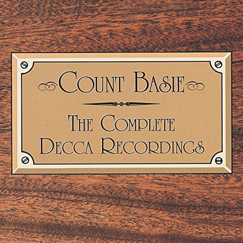 Count Basie/Complete Decca Recordings-1937@3 Cd
